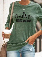 Load image into Gallery viewer, Grey's Anatomy TV Show Pullover