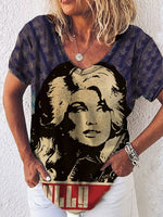 Load image into Gallery viewer, Dolly Parton Country Music T-shirt