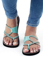 Load image into Gallery viewer, Women's beach flip-flops