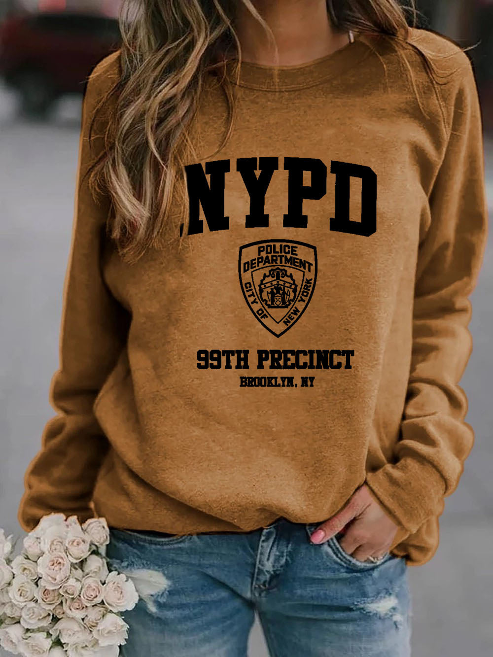 Brooklyn Nine Nine TV Show Sweatshirt