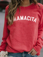 Load image into Gallery viewer, Funny Mamacita Woment's Pullover