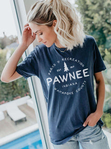 Women's Parks And Recreation T-shirt
