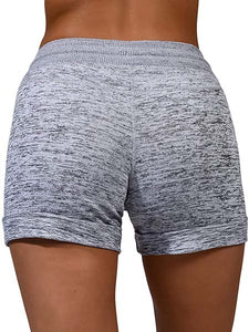 Faith Hope Love Casual Shorts