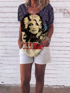Dolly Parton Country Music T-shirt