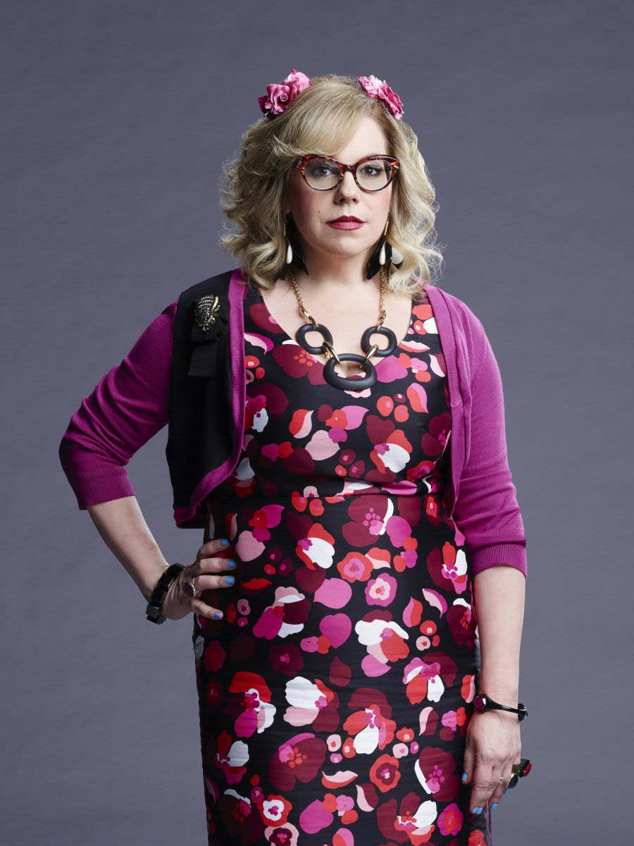 Woman's Criminal Minds Grace Garcia Dress