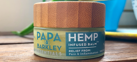 papa and barkley hemp