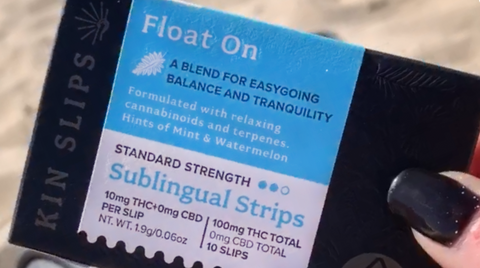 float on kin slips