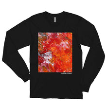 "Load image into Gallery viewer, ""Floor Is Lava"" Long Sleeve Shirt"