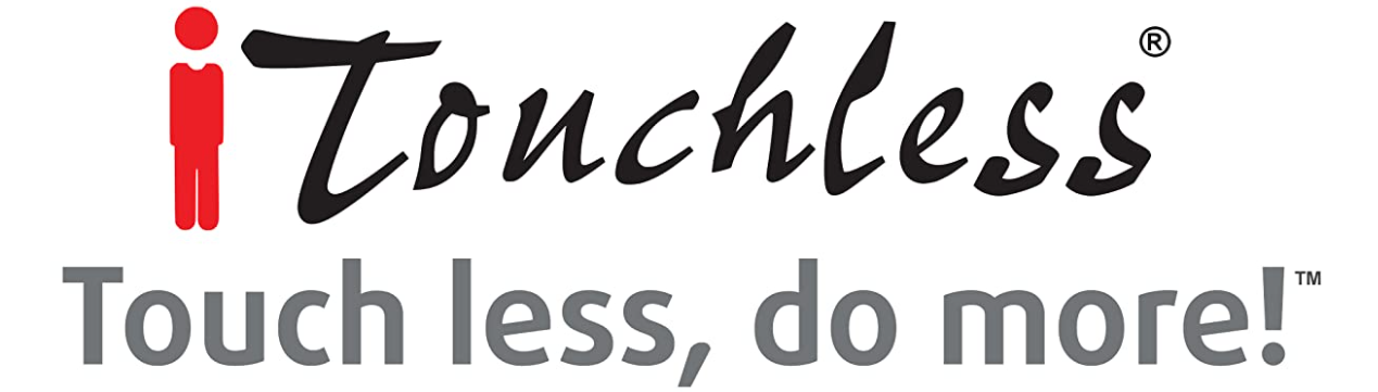 iTouchless slogan is touch less do more
