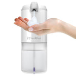 iTouchless Ultraclean White Sensor Foam Soap Dispenser