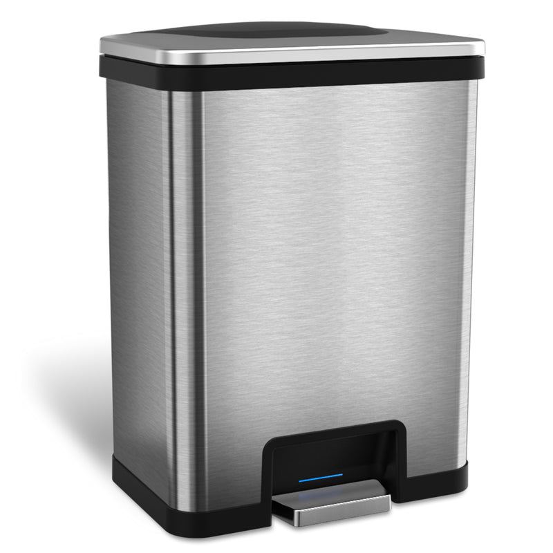 13 Gallon AutoStep Sensor Trash Can
