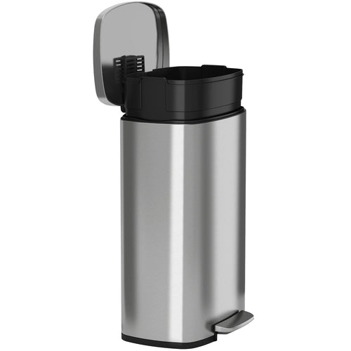 8 Gallon / 30 Liter SoftStep Step Pedal Trash Can