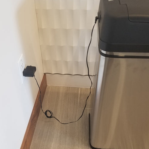 AC Adapter for Sensor Trash Can