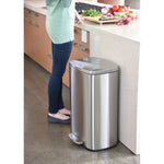 13.2 Gallon / 50 Liter SoftStep Step Pedal Trash Can