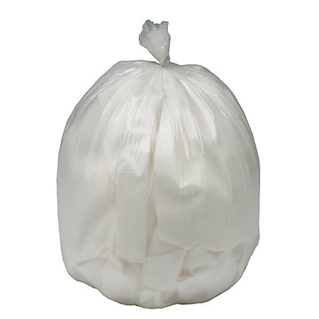 100 Premium TRASH BAGS for 4 Gallon Can