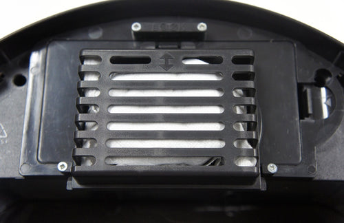 Odor Filter Compartment