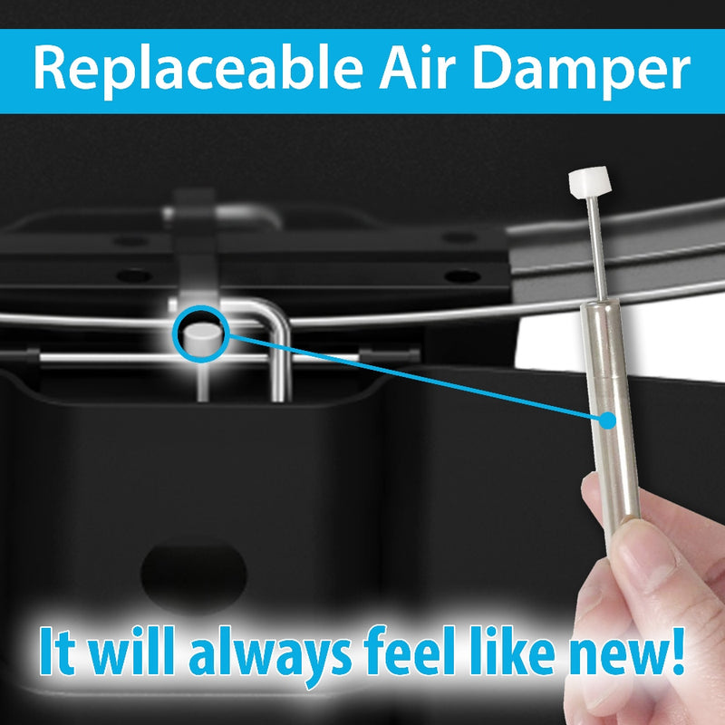 Air Damper for 8 Gal Softstep