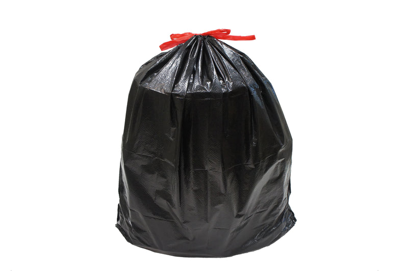 20 Premium TRASH BAGS for 18 Gallon Can