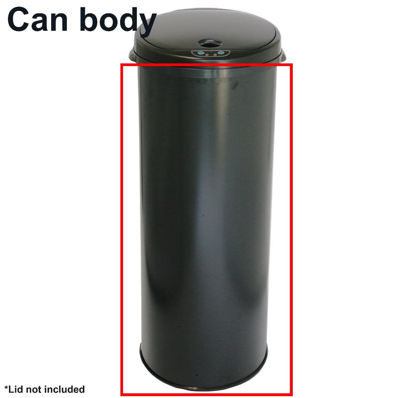 Black Trash Can Body of MT13RB