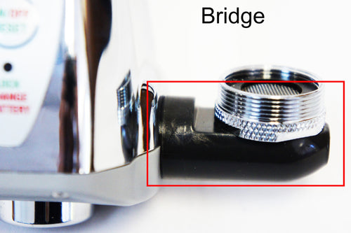 Bridge (attached to Silver Hexnut Adapter) of EZF003C