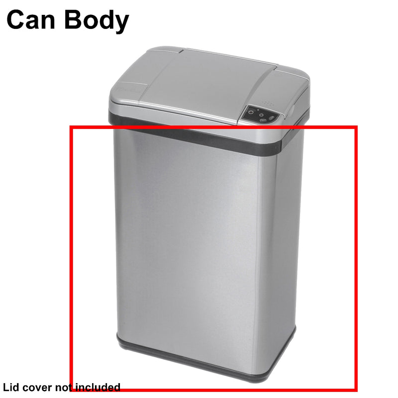 Stainless Steel Trash Can Body of MT04SS(P)