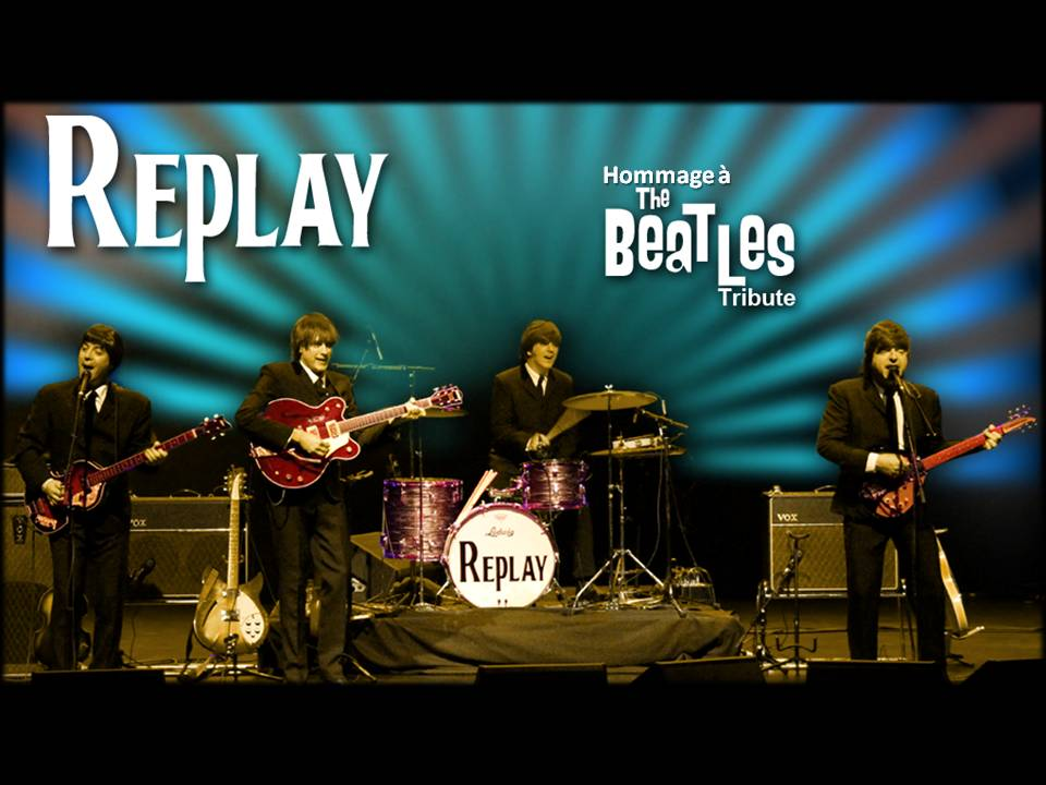 REPLAY The Beatles Tribute - British Invasion Night