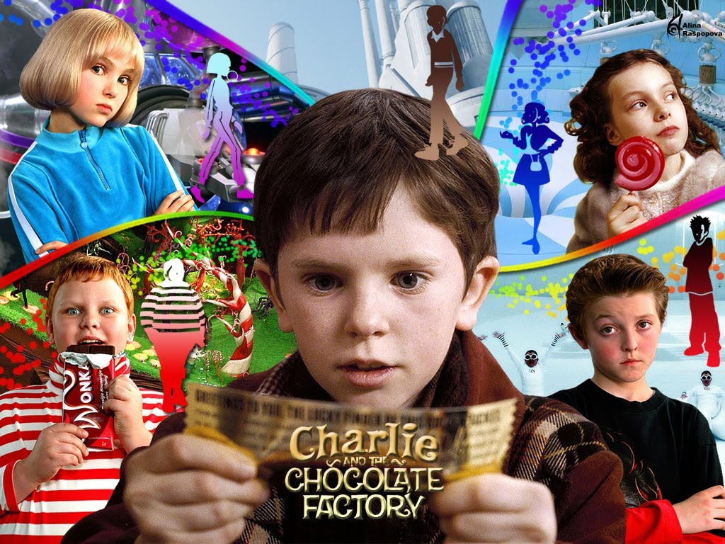 Charlie and the Chocolate Factory - 2005