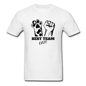 Best Team - white