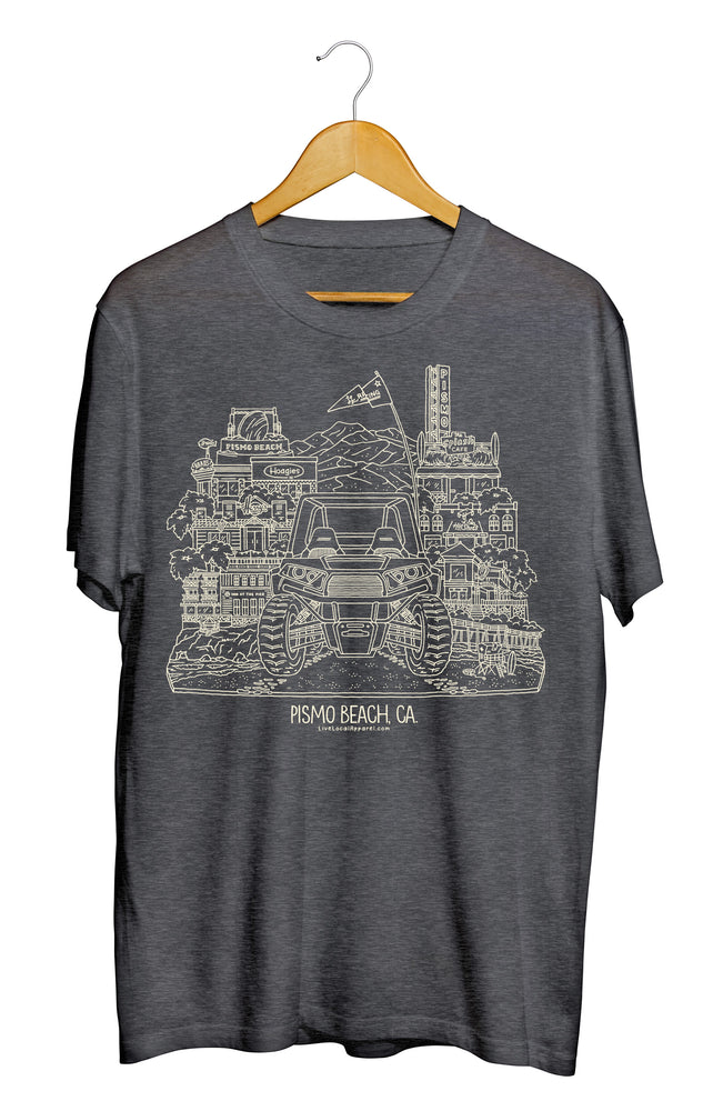 Pismo Beach Highlight T-Shirt
