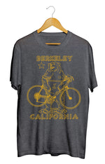 Berkeley Bike Bear T-Shirt
