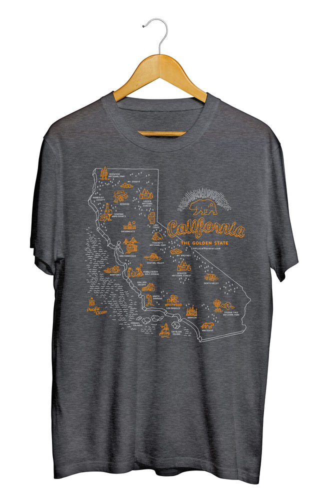 California State T-Shirt