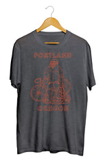 Portland Bike Sasquatch T-Shirt