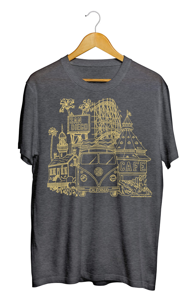 San Diego Highlight T-Shirt