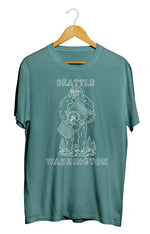 Seattle Coffee Sasquatch T-Shirt