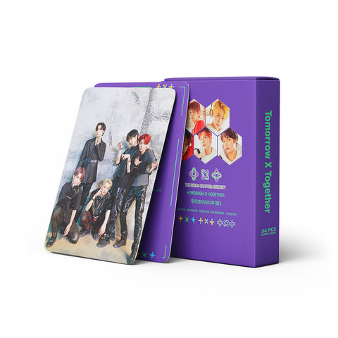 TXT Eternity Lomo Cards (54 Cards) - AD48