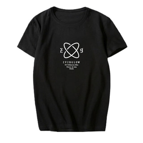 Everglow Hush Album Shirt - AD48