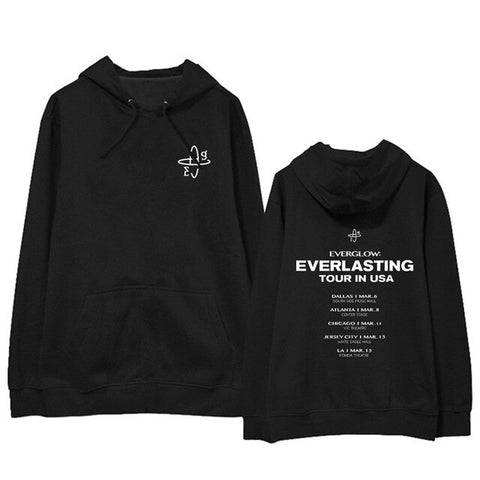Everglow Everlasting Tour Hoodie - AD48