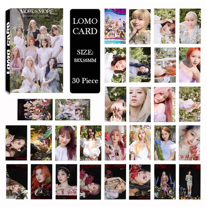 Twice More & More Lomo Cards (FREE)