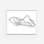 Load image into Gallery viewer, Glacier BW