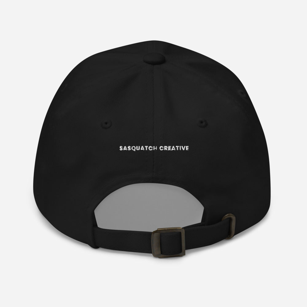 Sasquatch Dad Hat