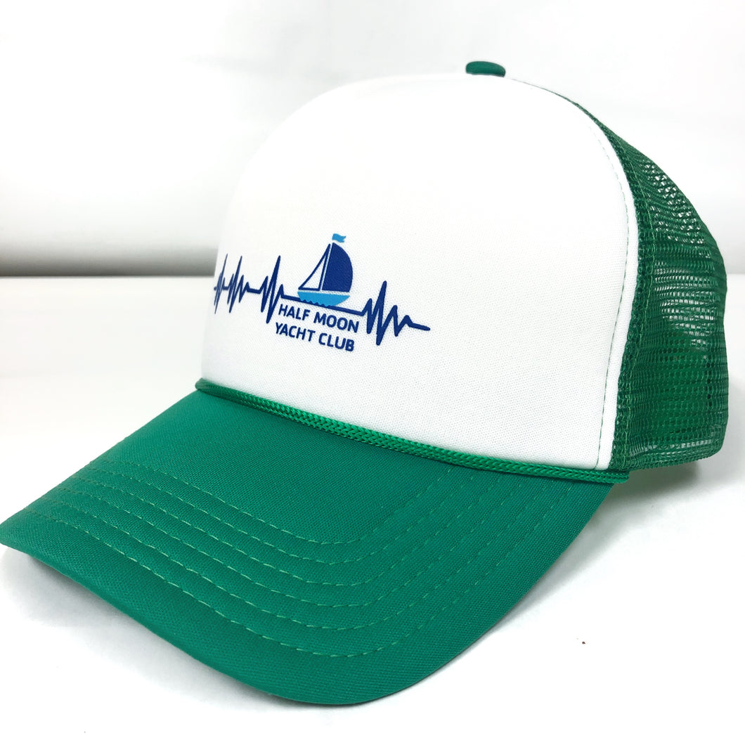 Green HMYC Trucker Hat