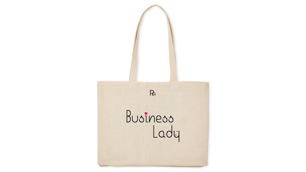 Tote bag Business Lady