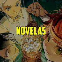 Intrigantes novelas de tus series favoritas.