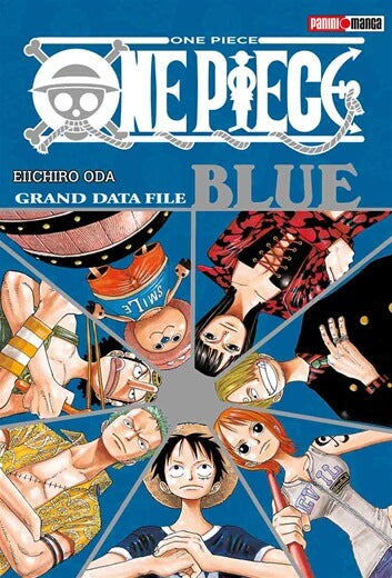 One Piece Blue
