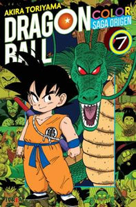 Dragon Ball Color Saga Origen 07