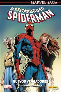 Spiderman Marvel Saga 08