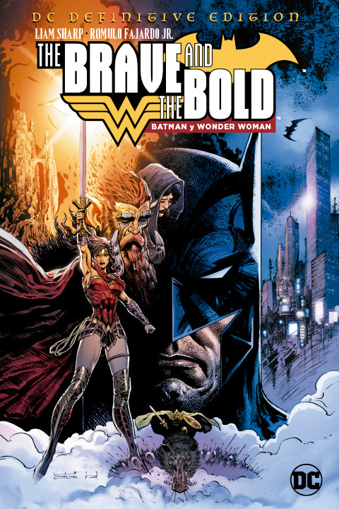 The Brave and The Bold: Batman y Wonder Woman (Tapa Blanda)