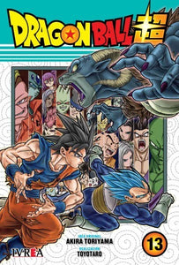 Dragon Ball Super 13