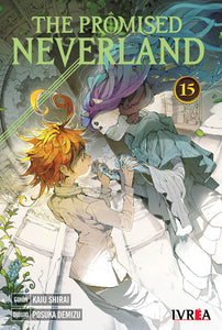The promised neverland 15