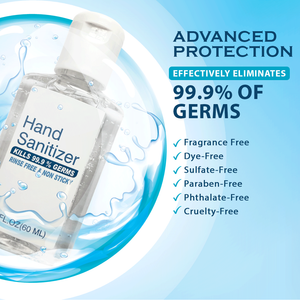 Useful Lines Hand Sanitizer - Advanced Protection